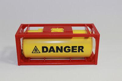 Auto- & Verkehrsmodelle 1x Container Tankcontainer Danger Stapelbar 1:50 Neu 3922