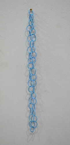 Details about  /Necklaces African Telephone Wire Assorted Ring Necklaces