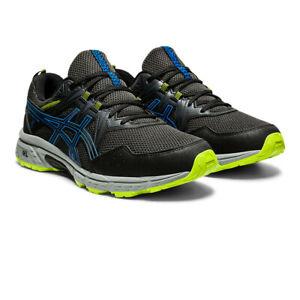 Asics-Homme-Gel-Venture-8-Trail-Chaussures-De-Course-Baskets-Sneakers-Noir-Sport
