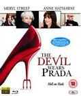 The Devil Wears Prada Regions 2 4 Blu-ray