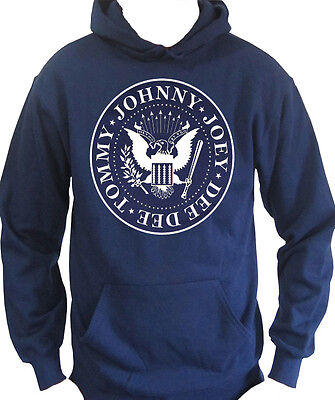 Fm10 Men/'s T-Shirt Ramones Johnny Tommy Print Silver Music