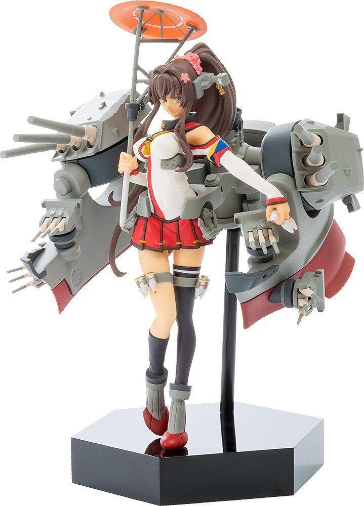Kantai Collection KanColle Yamato 1/20 Scale Minimum Factory Model Kit