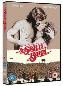 A-Star-Is-Born-1976-DVD-Brand-New-2018-Region-2-Barbra-Streisand