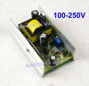 Dc 12v 24v To Dc 100 250v 70w High Voltage Boost Converter