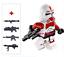 LEGO-Star-Wars-Minifigures-Han-Solo-Obi-Wan-Darth-Vader-Luke-Yoda-Fox-Rex-R2D2 thumbnail 211