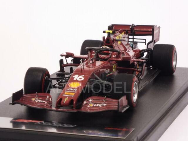 Ferrari SF1000 GP Tuscany 2020 Charles Leclerc-1000th GP 1:43 LOOKSMART LSF1031