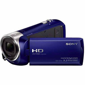 Sony-HDR-CX240-L-Video-Camera-with-2-7-Inch-LCD-Blue