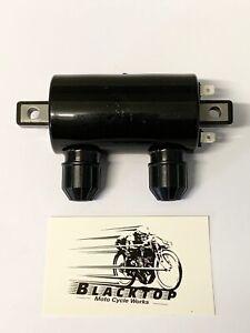 Universal-12V-Dual-Output-Ignition-Coil-Bobber-Chopper-Triumph-Custom-Express