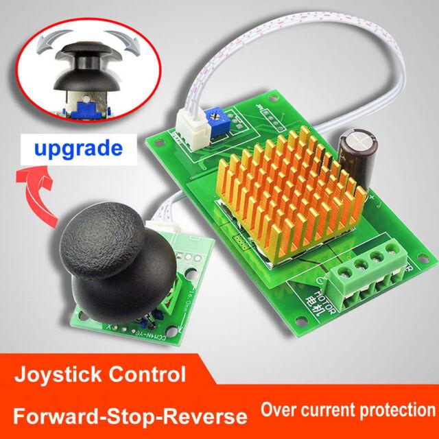 PWM DC 12V-30V 6A Versatile DC Motor Speed Controller CCM4N Joystick control