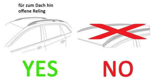 Dachbox VDPMAA320L matt+Alu Relingträger VDP004L BMW 3er Touring SW E91 05-12