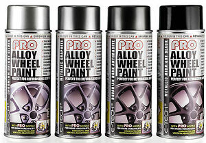 E-Tech-PRO-400ml-Aeosol-Spray-Alloy-Wheel-Reburish-Refresh-amp-Customise-Paint
