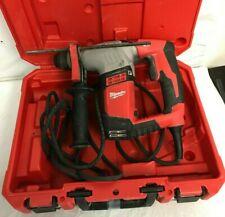 Milwaukee 5263 21 58 Corded Sds Plus Rotary Hammer Drillg M