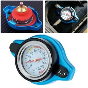 Universal Thermo 1.3 Bar Thermostatic Radiator Cap Cover Water Temperature Gauge