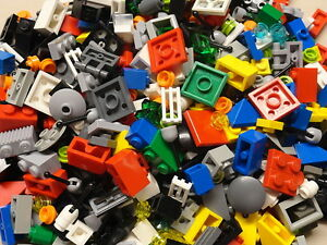 100-CLEAN-Small-Lego-Pieces-FROM-HUGE-LOT-Bricks-Parts-Tiny-Detail-Parts-RANDOM