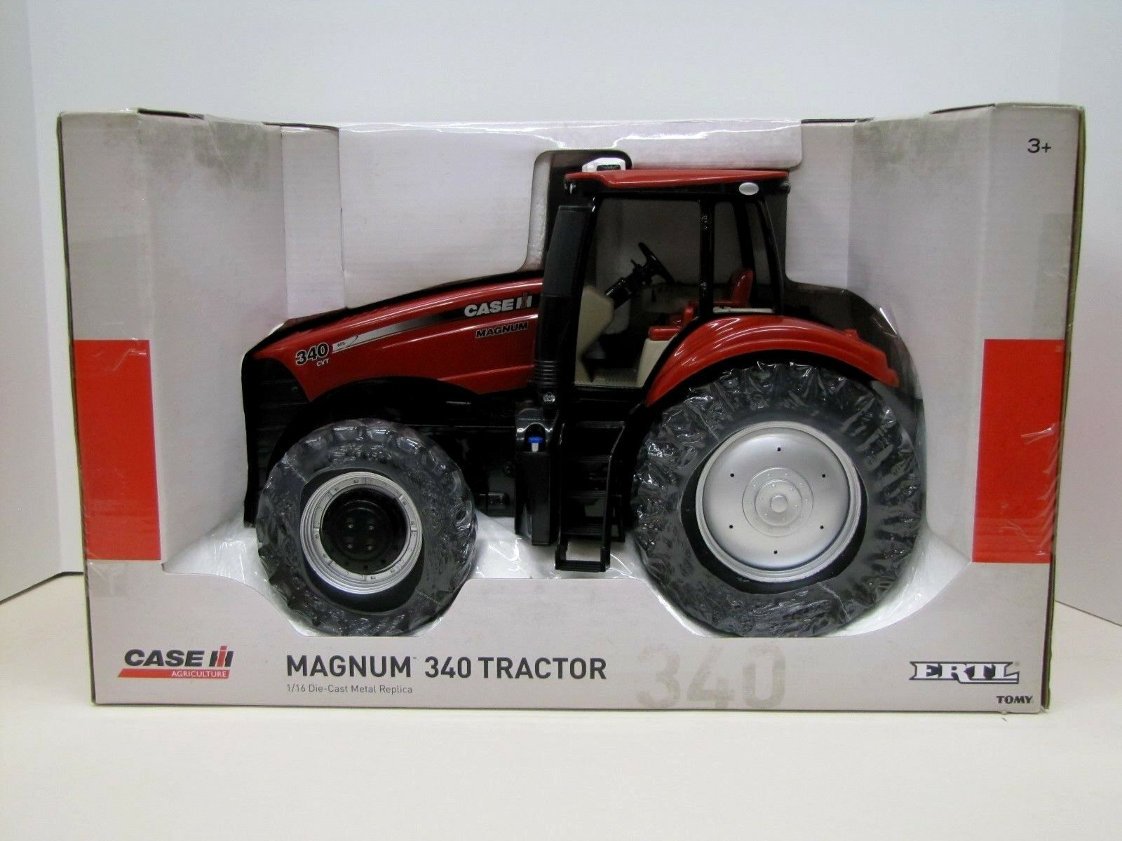 Case IH Magnum 340 340 340 Tractor 1 16 Die-Cast Metal Replica Toy ee05d2