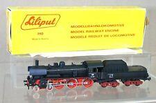 LILIPUT 109 DB BLACK 4-6-0 CLASS BR 38 P8 LOCO 382400 MINT BOXED nb