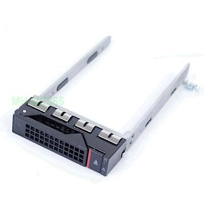 "2.5/"" SAS SATA Drive Caddy Tray For Lenovo ThinkServer 31049382 31050784 03X3836"
