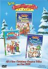 Christmas Classics Series 0012236112365 With Jason Alexander DVD Region 1