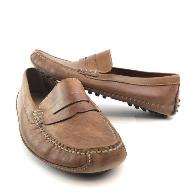 Papaya Grant Canoe Penny Loafer Shoes