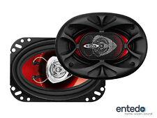 2 BOSS AUDIO CH4620 Lautsprecher Speaker Boxen Auto Car Hifi Set KFZ LKW PKW NEU