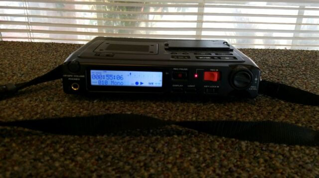 Marantz PMD671 Digital Compact Flash Portable Recorder