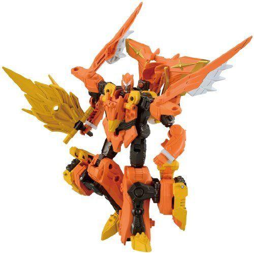 Takara Tomy Transformers Go! G10 Hishoumaru