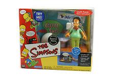 The Simpsons Interactive Playset Springfield Bowl-A-Rama - NIB