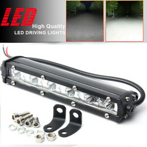 6-Inch-Led-Light-Bar-Ultra-Thin-Slim-Driving-Fog-Off-road-For-Jeep-Truck-SUV-2