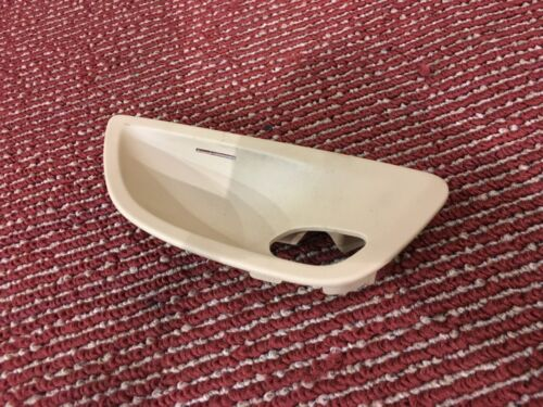 BMW 20112016 F10 FRONT OR REAR RIGHT PASSENGER HANDLE COVER PANEL BEIGE OEM 75K