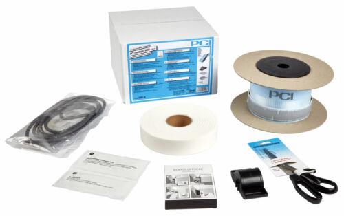 PCI Pecitape WDB 2 m Schallschutz-Wannendichtband für Badewannen und Duschtassen