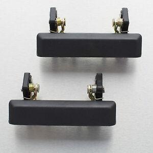 Suzuki samurai sj413 pair exterior outer outside door Suzuki samurai exterior door handle
