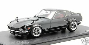 1-18th-Ignition-Model-Nissan-Fairlady-Z-S30-Black-Customise-MR-BBR
