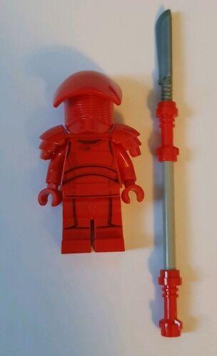 Flat Helmet Lego 75225 Minifigure SW0989 Star Wars Elite Praetorian Guard