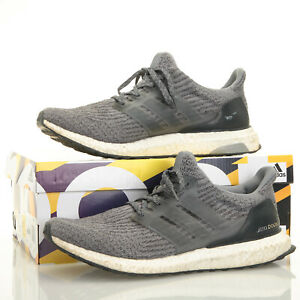 ced9cfa233995 Adidas Ultra Boost 3.0 Mystery Grey - Men s 9.5 (BA8849)