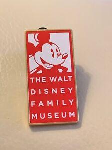 DISNEY-2009-THE-WALT-DISNEY-FAMILY-MUSEUM-PIN-PINS