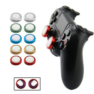 2X-Controller-Thumb-Stick-Grip-Joystick-Caps-Cover-for-PS4-SLIM-PRO-Playstation