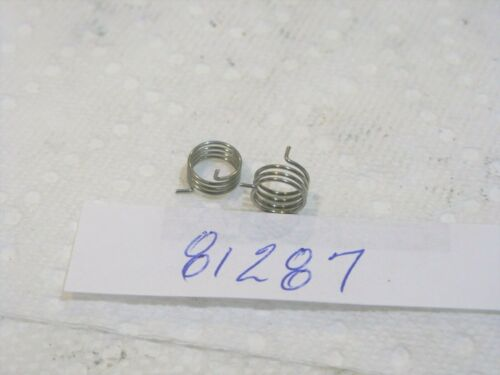 2 X UNUSED Garcia Mitchell 308A 408 REEL BAIL WIRE SPRING 81287 FRANCE