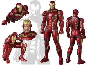 The-Avengers-Age-of-Ultron-Iron-Man-Mark-XLV-Mafex-No-022-PVC-Action-Figurine