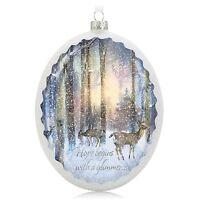 Hallmark 2014 Hope Shines Bright Ornament R$14.95