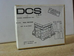 DCS-VERLINDEN-M3B-WALL-SECTIONS-1-35-DIORAMA