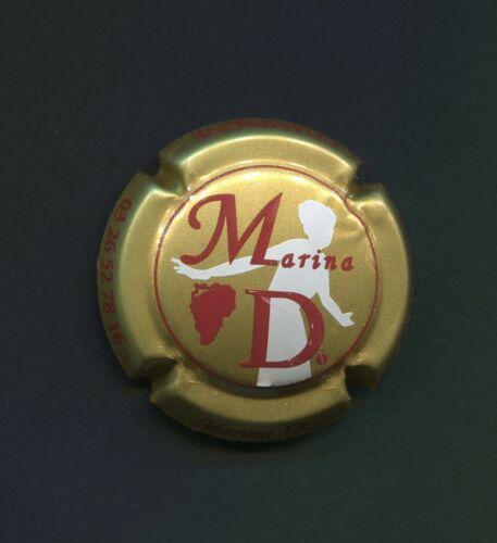 Capsule de champagne Marina D. PCH000032