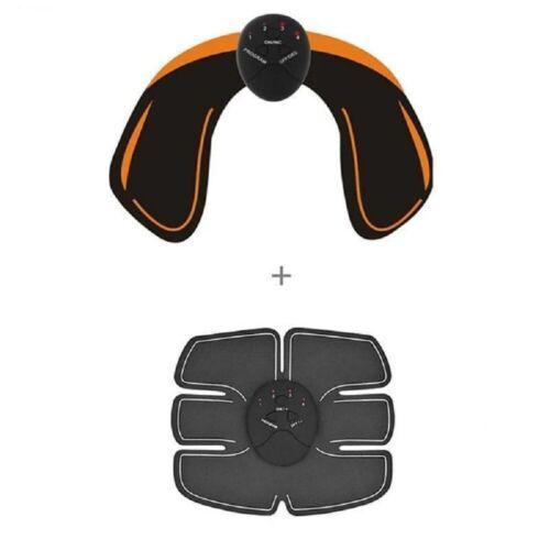 Electrostimulateur Musculaire Abdos Fessier Kit Electrostimulation EMS Abdominal