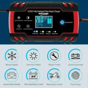12V-24V-Car-Jump-Starter-Emergency-Power-Bank-Battery-LCD-Charger-Display-w-J8E0