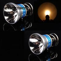 2x Xenon Bulb 6v 180lumen Lamp Reflector For Surefire 6p G2 P60 P61 Flashlight