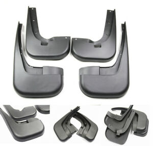 ABS-Plastic-Car-Mud-Flaps-Mudguard-Splash-For-Benz-Viano-Vito-2009-2011