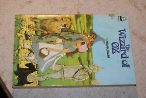 The-Wizard-of-Oz-de-L-Frank-Baum-Livre-etat-bon