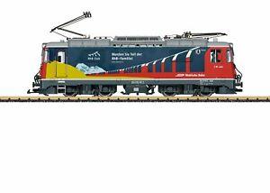LGB-28445-Elektrolokomotive-Ge-4-4-II-034-RhB-Club-034-der-RhB-Spur-G-Fabrikneu