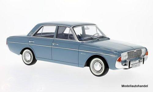 Ford Taunus 20M (P5) hellblue 1965 1 18 BOS    NEW