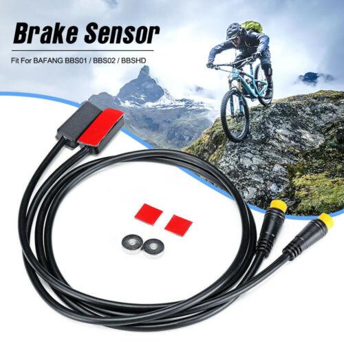 2x Hydraulic Mechanical Brake Cut Off Sensor for Bafang 8fun BBS01 BBS02 BBSHD^