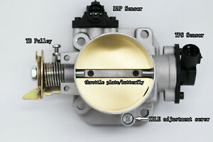 74MM-Throttle-Body-W-TPS-MAP-For-Honda-Civic-Si-Crx-Acura-Integras-Gsr-B-D